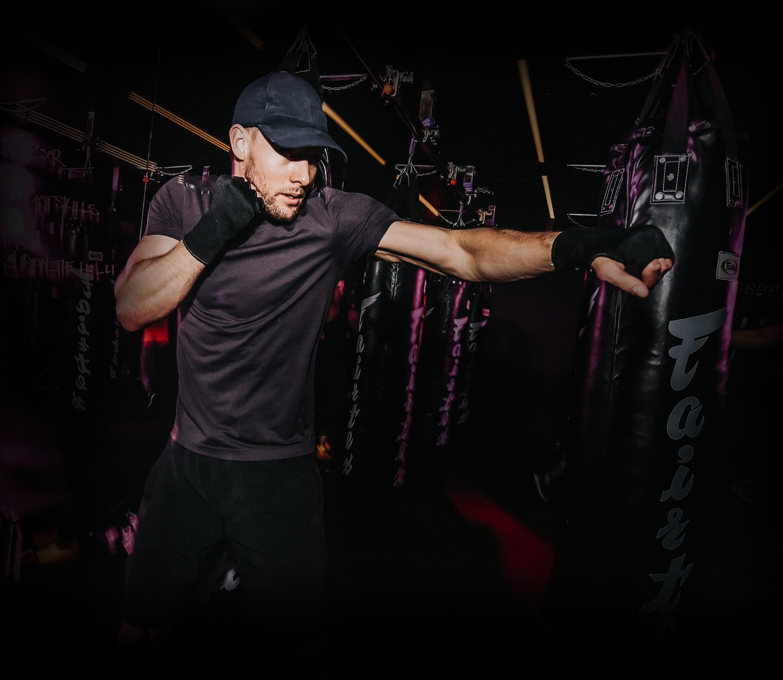 Strengthbox at Sweat by BXR